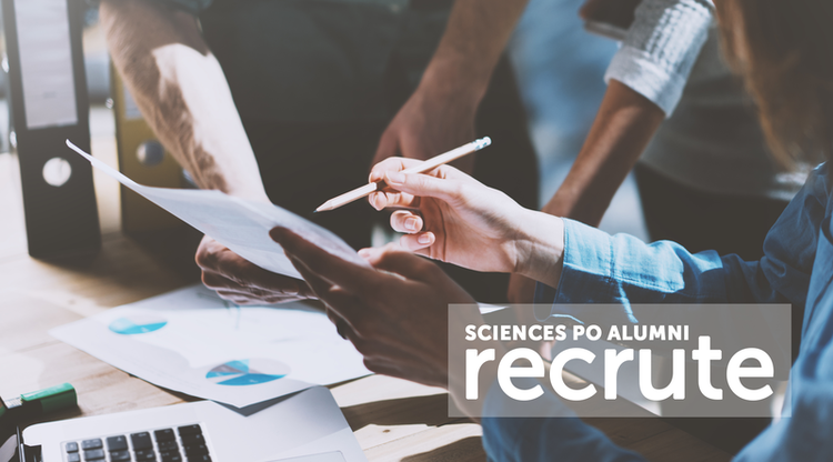Sciences Po Alumni recrute son responsable du réseau international